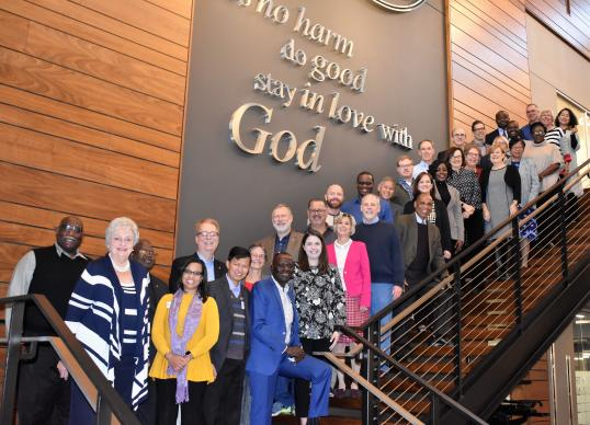 The Commission on a Way Forward convened in Nashville, Tennessee, October 30 - November 1, 2017.
