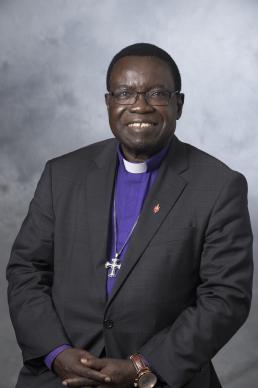 South Congo Area Bishop Kasap Owan