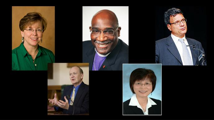 United Methodist Global AIDS Fund event speakers, 2016
