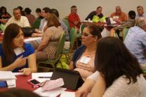 Table Discussion at MARCHA 2014
