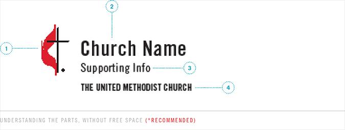 Church templates united methodist communications using your local church logo requires some understanding of what all the parts are and how they work together spiritdancerdesigns Choice Image