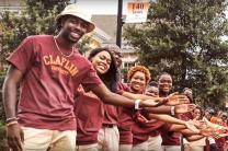 Video image from the video, Black College Fund: Leadership, courtesy of the General Board of Higher Education and Ministry of The United Methodist Church.