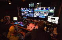 Production truck at the 2012 United Methodist General Conference in Tampa, Fla. A UMNS photo by Mike DuBose.