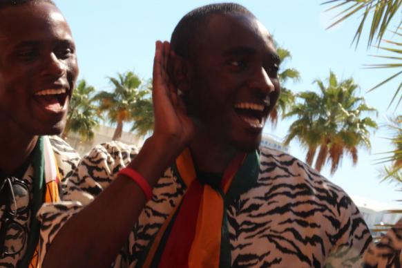 Innovators, a musical group from Zimbabwe