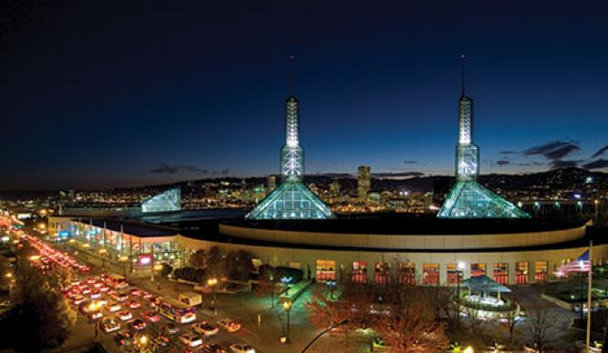 Photo Courtesy of Oregon Convention Center-2016 General Conference Site