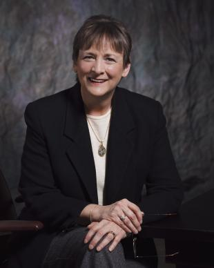 A 2012 portrait of the Rev. Karen Greenwaldt. Photo by Gregory Byerline.