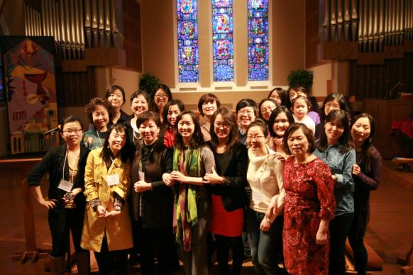 Nearly half of the participants in the recent Pacific, Asian, and North American Asian Women in Theology and Ministry conference are United Methodist Church affiliated.