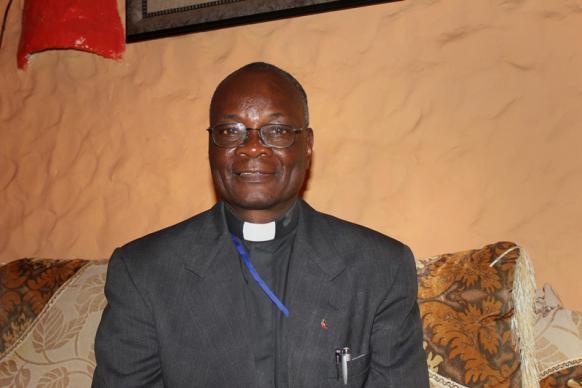 Bishop Gabriel Unda Yemba
