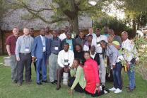 The 2013 Young Africa Leaders Summit, conducted in May by the Young People's Ministries division of the United Methodist Board of Discipleship, brought together young leaders from 17 annual conferences throughout the African continent. UMNS Photo by Tom Gillem
