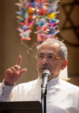 "Nobel Peace Prize-winner H.E. José Ramos-Horta called the CCUN ""a spiritual shelter."""