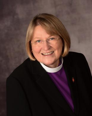 Bishop Rosemarie Wenner. Photo courtesy of the Council of Bishops.