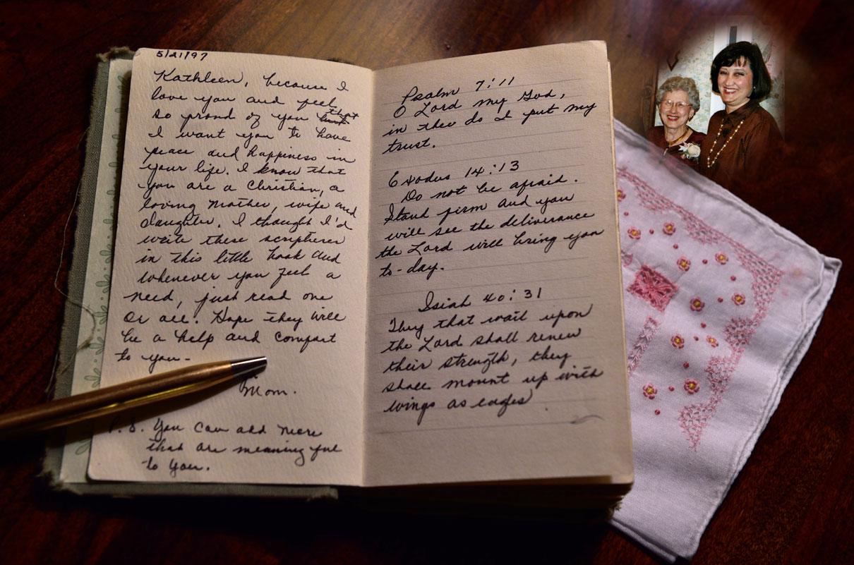 Kathleen King's journal