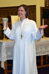 The Rev. Angela Flanagan