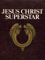 Poster for Jesus Christ Superstar.