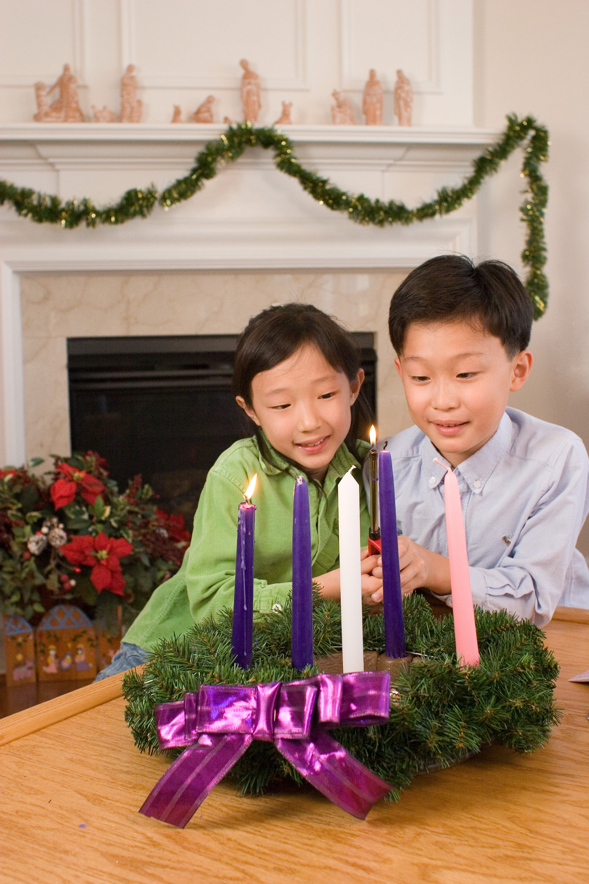 Advent Quiz: Why did churches first display Advent wreaths with candles? –  The United Methodist Church