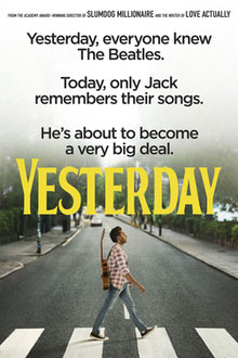 Yesterday asks us to consider what we would do with someone else's song.