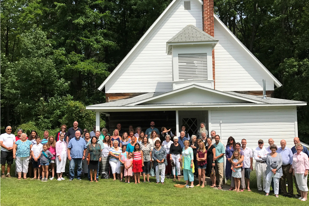 Greensky Hill Indian United Methodist Church hosts camp meetings today.
