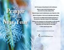 Downloadable prayers for the New Year – The United Methodist Church