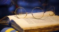 Vintage eyeglasses. Photo by faungg, courtesy of Creative Commons