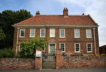 The Wesley Pilgirmage in England visits the Old Rectory in Epworth, England.