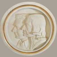 Relief of John and Charles Wesley