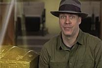 Chuck discusses the history of the Ark of the Covenant.