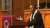 The Rev. Felicia Hopkins is lead pastor at St. Paul United Methodist Church in Abilene, Texas. Video image by United Methodist Communications.