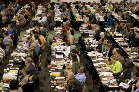 2008 United Methodist General Conference in Fort Worth, Texas