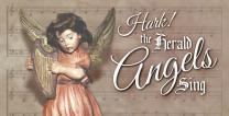 "Hymns like ""Hark! the Herald Angels Sing"" teach us about God's love for every one of us. Image by Kathryn Price, United Methodist Communications."