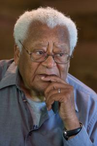 The Rev. James Lawson spoke with United Methodist Communications in 2017.