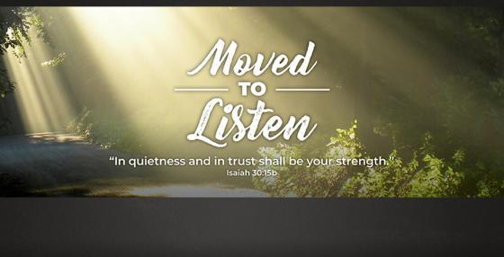 Moved to listen image. Courtesy UMCom.