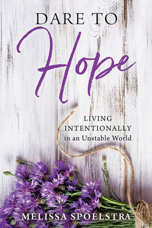 Dare to Hope book cover