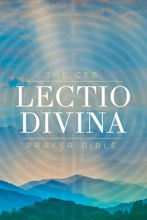 Lectio Divina Bible book cover