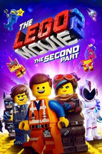 The Lego Movie 2 promotion poster