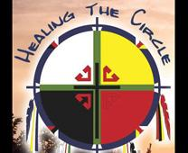 Healing the Circle Lenten Devotionals graphic, courtesy Illinois Great Rivers Conference.