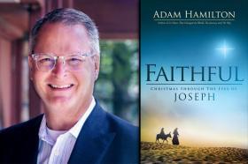 Adam Hamilton has a new book out called Faithful.