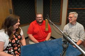 Jennifer Rodia, Joe Iovino, and the Rev. Jacob Armstrong chat about the things kids have taught them about God.