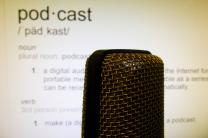 Podcasts are a great way for United Methodists to share the gospel with others. Photo courtesy publicdomainpictures.net.