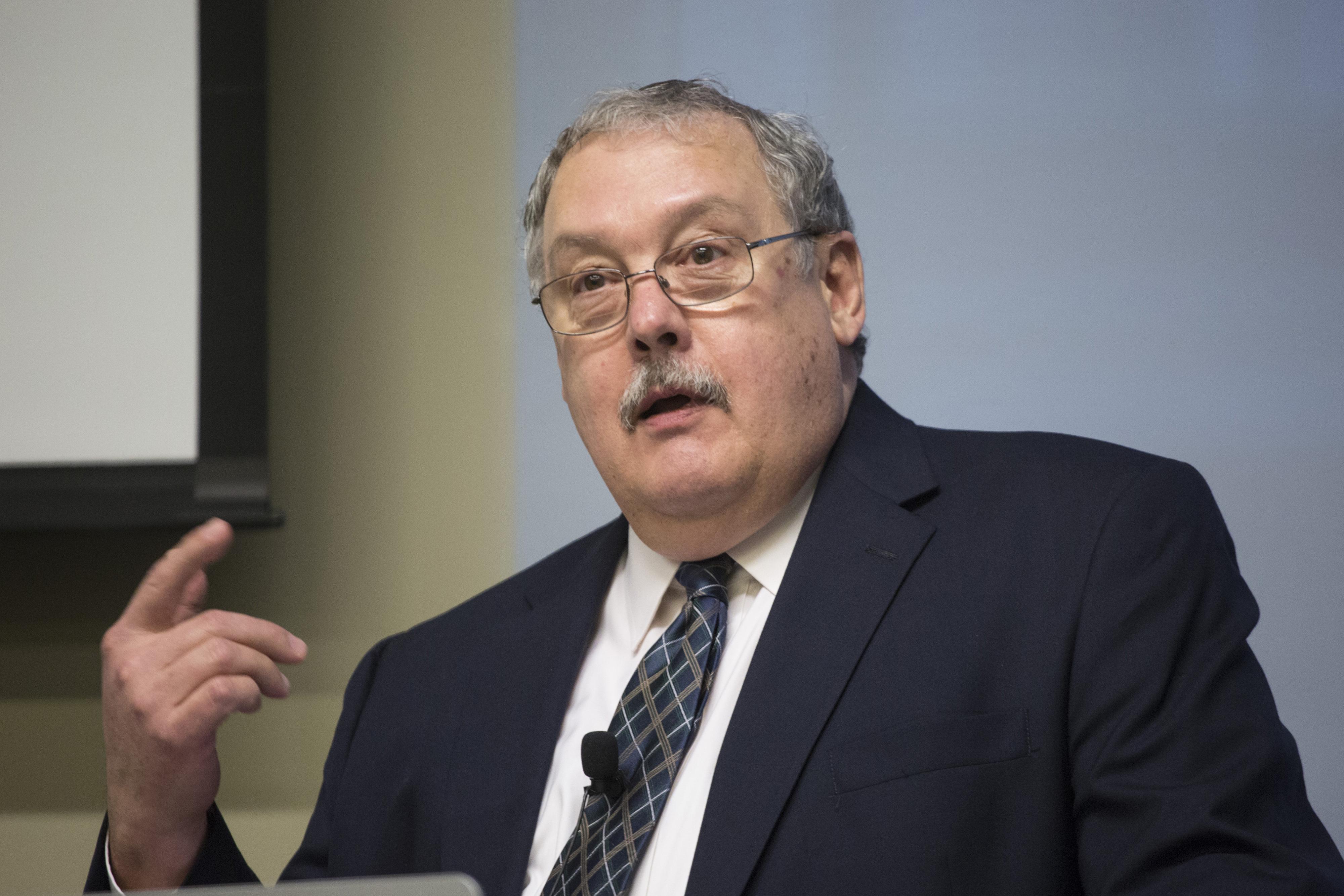 Professor Rex Matthews teaches Methodist history at Candler School of Theology.