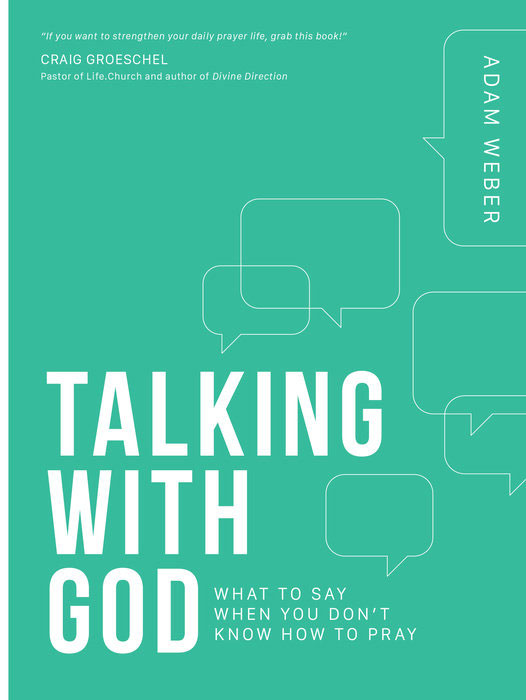 "The paperback version of the Rev. Adam Weber's book includes a chapter titled ""Just listen."" Image via WaterBrook & Multnomah."