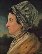Image portray Susanna Wesley, mother of the founders of Methodism. Courtesy of General Commission on Archives and History.