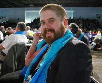 Audun Westad of Norway is a member of the Commission on General Conference. Photo courtesy of Audun Westad.