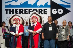 Sand Creek Massacre report is presented to General Conference 2016