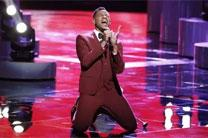 Cokesbury United Methodist Church's worship leader Chris Blue performs in The Voice Top 11 Live Shows. Blue won the competition and was named