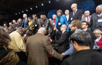 United Methodists have made decisions at General Conference 2019. Photo by Mike DuBose, United Methodist Communications.