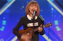 "Grace VanderWaal, 12-year-old member of Archer United Methodist Church in Allendale, NJ won NBC's ""America's Got Talent"" competition last week. Photo courtesy of NBC Universal via the Greater New Jersey Conference."