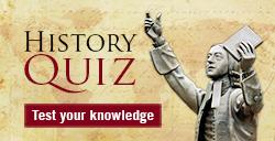 Take the United Methodist History Quiz!