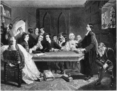 An image of the Wesleys'