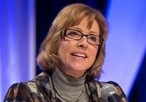 Judi Kenaston is Chair of the Commission on General Conference. Photo by Mike DuBose, United Methodist Communications.