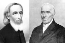 The Boehms were contemporaries of the early Methodist movement. Images courtesy United Methodist Archives and History.